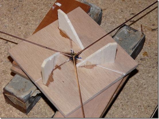 Préparation des antennes FPV Cloverleaf (2/6)