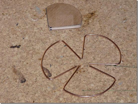 Préparation des antennes FPV Cloverleaf (5/6)