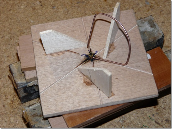 Préparation des antennes FPV Cloverleaf (6/6)